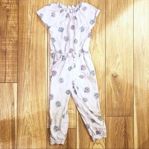 Disney Frozen II toddler girls jumpsuit